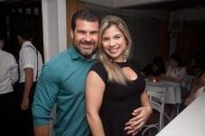 Leonardo Melo e Nathalia Auad