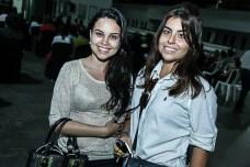 Ligia Almeida e Alana Sampaio