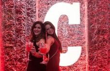 Manoela Gois e Diana Saboia