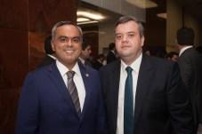 Marcelo Mota e Leonardo Vasconcelos