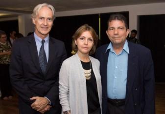 Marcos Pompeu, Circe Jane e Fernando Castelo Branco (1)
