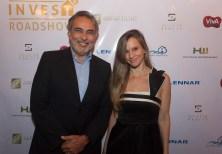 Paulo Angelim e Veronica Picanço
