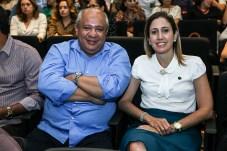 Pedro Alfedo e Alessandra Romano