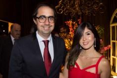 Pedro e Manuella de Castro