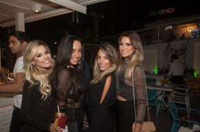 Priscila Lopes, Marilia Benevides, Dalila Gonçalves e Natalia Soares