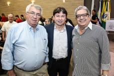 Roberto Macedo , Edgar Gadelha e Fred Fernands (2)