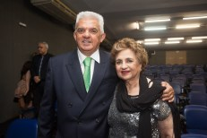 Tales de Sá Cavalcante e Fernanda Quinderé