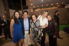 Talles e Hildete Sa Cavalcante, Dito e Deise Machado, Jaqueline Sa Cavalcante e Nadia de Sá Cavalcante_