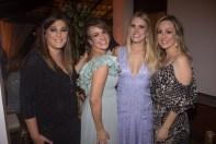 Viviane, Renata, Rafaella e Selina Basto