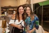 Waneska Nepomuceno e Pammela Andrade