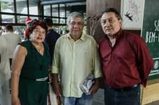 Ana Nogueira, Armando Pinheiro e Euvaldo Bringel (1)