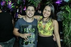 Anderson Pacifico e Natalia Sales