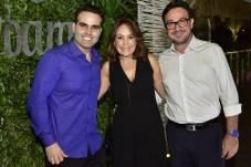 André Guanabara, Denise Dias e André Ramos