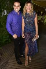 André Guanabara e Patricia Dias