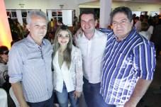 Andre Figueiredo, Camila Arrais, Josbertini Clementino e Osmar Baquit (2)