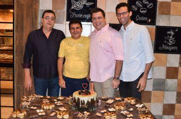 Aristenio Canamary, Paulo Artur Magalhães, jack canamary, Marcio canamary