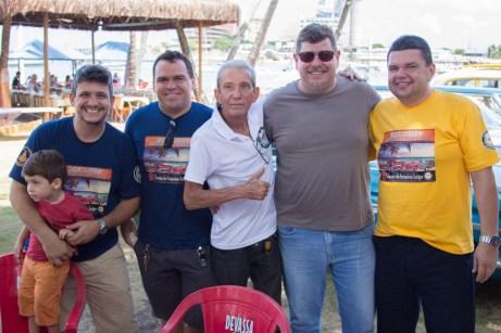 Arnóbio Neto, Arnóbio Filho, Fábio Capim, Maurício Mamau, Denis Wolfgang e Iuri Costa (1)
