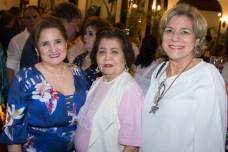 Auricélia Queirós, Edir e Stella Rolim (1)