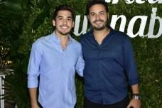 Bruno Parente e Vinicius Machado