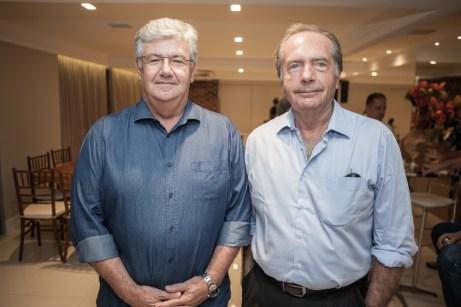 Carlos Maia e Hermano Franck
