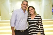 Daniel e Kelviane Andrade