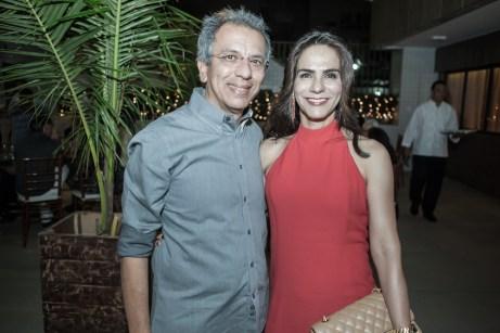 Eduardo e Sandra Rolim