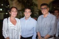 Elaine Pandolfo, Paulo Audrigue e Ismael Vasconcelos (1)