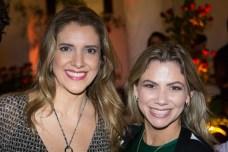 Eliziane Colares e Vanessa Queirós