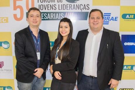Gleidson Sousa, Monique Holanda e Victor Binda (2)