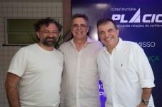 Jocélio Leal, José Carlos Gama e Ricardo Bezerra