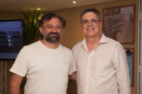 Jocélio Leal e José Carlos GamaCR2