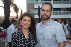Jordania e Daniel Bezerra
