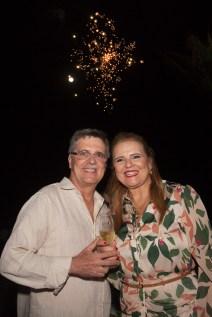 José Carlos e Valeria Gama