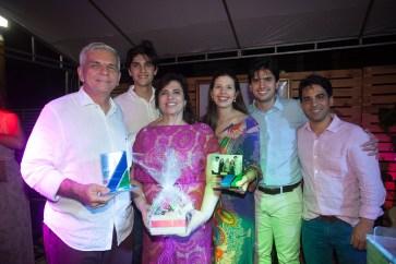 Luiz Henrique Coelho e Familia