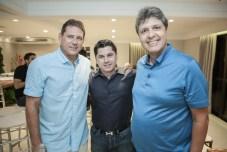 Marcus Medeiros, Pompeu Vasconcelos e Marcos Oliveira (2)