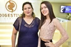 Raquel e Ana Leticia Gondim