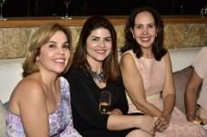Rita Rego, Carla Ribeiro e Regina Moreno