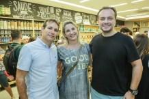 Roger, Rochele Pouchain e Adriano Nogueira (2)