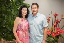Rosane e Marcus Medeiros