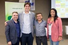 Valdemar Barros, Fernando Laureano, Cícero Penha e Marinele Carvalho (2)