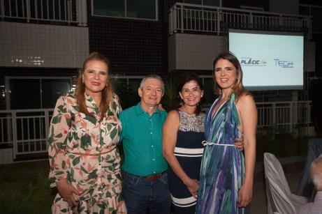 Valeria Gama, Anastacio e Lucia Medeiros, Beatriz Gama
