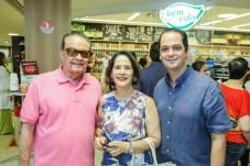 Valman, Maria Cristino e Marcelo Miranda (2)