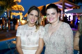 Ana Carolina Fontinelle e Luiziana Esteves