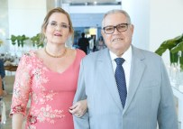 Carla e Carlos Alberto Fortes