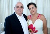 Carlos e Ana Cristina Bechara