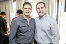 Clausens Duarte e Carlos Fiuza (1)