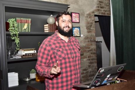 DJ David Veiga