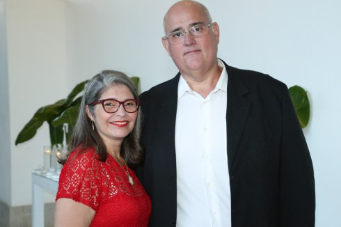 Danielle e Fábio Araripe