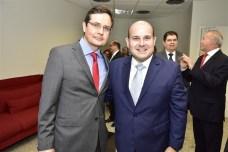 Edilberto Pontes e Roberto Cláudio Bezerra (2)