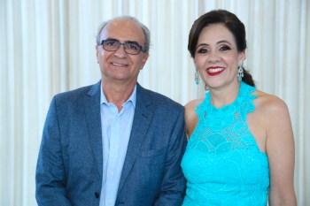 Fernando Barreto e Ana Carolina Barreira